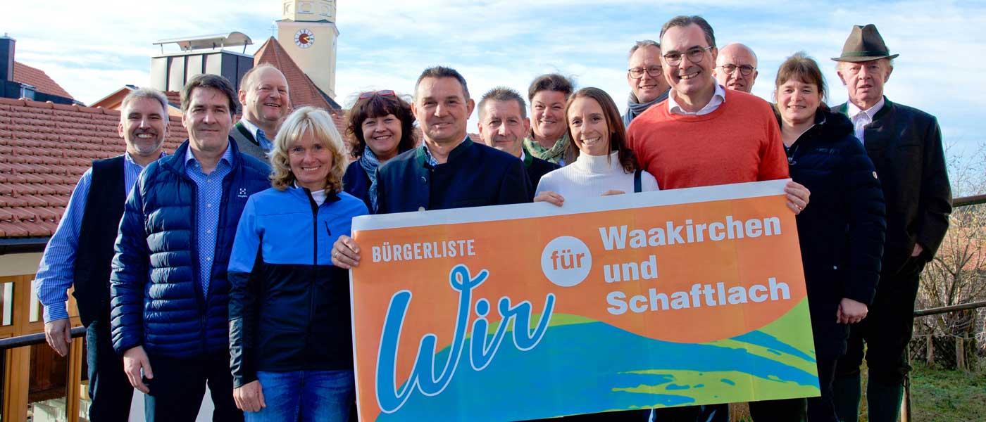 Bürgerliste WIR Waakirchen Schaftlach